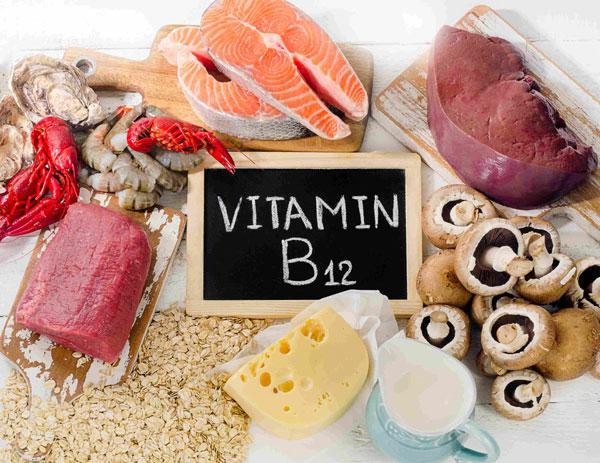 منابع ویتامین b۱۲ چیست
