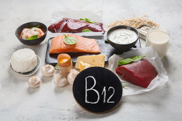 چگونه کمبود ویتامین ب۱۲ را جبران کنیم
