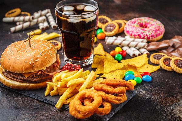 غذای مضر برای افطار