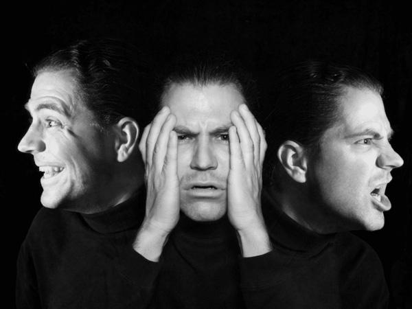 علائم اختلال دو قطبی در مردان
