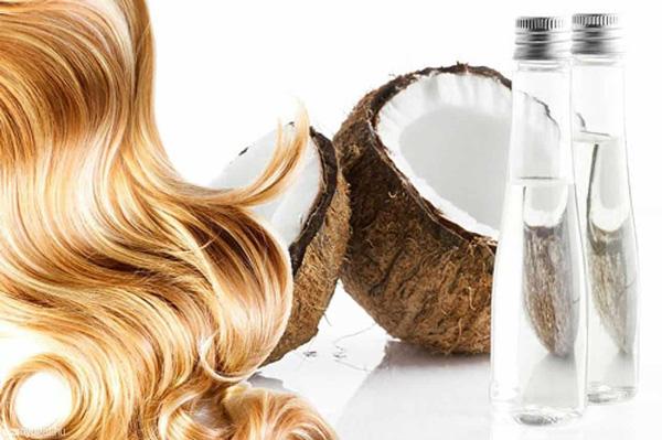 خاصیت روغن نارگیل برای مو