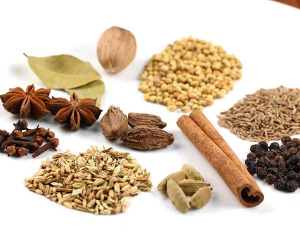 موارد مصرف ادویه گرام ماسالا