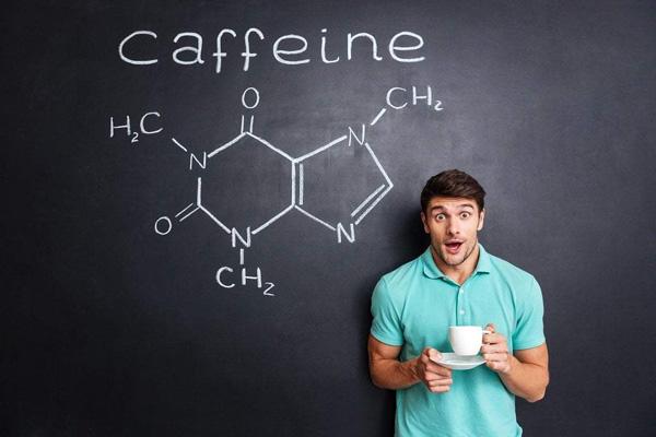 مصرف کافئین در مردان