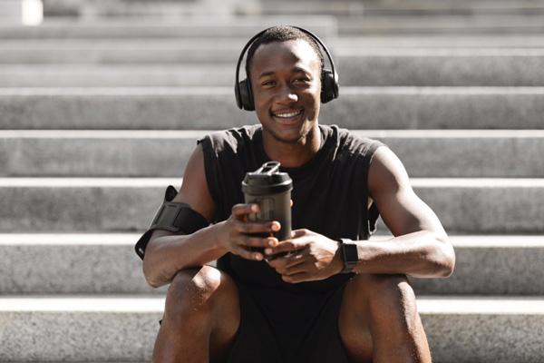خواص کافئین برای ورزش و ورزشکاران