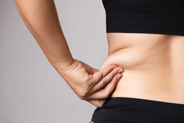 انواع چاقی موضعی