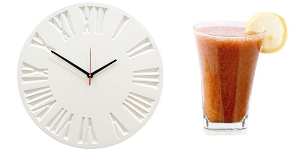 زمان مصرف