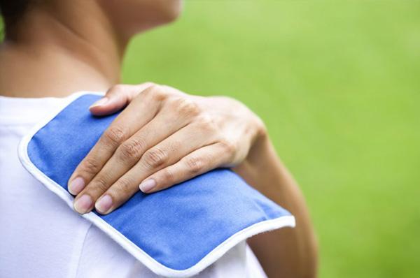 کمپرس برای دردهای عضلانی