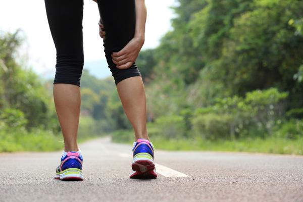 درد ساق پا بعد از ورزش