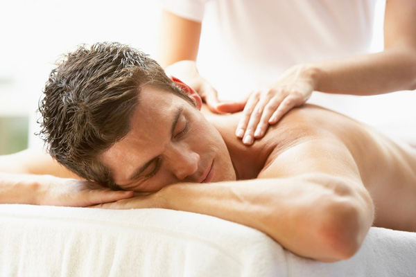 ماساژ برای درد عضلات