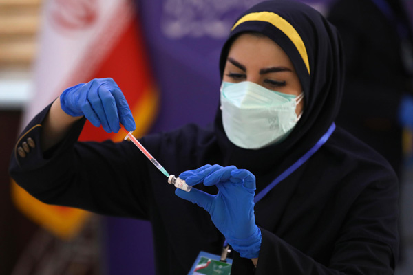 اثربخشی واکسن برکت
