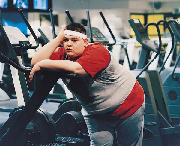 چگونه استپ وزنی رو بشکنیم