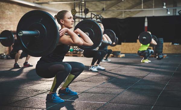 ورزش قدرتی زنان