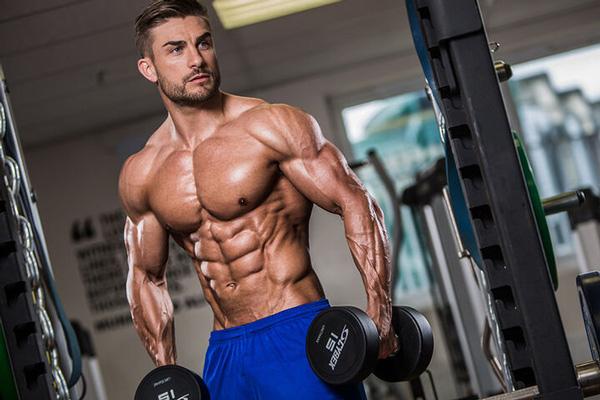 داشتن عضلاتی زیبا