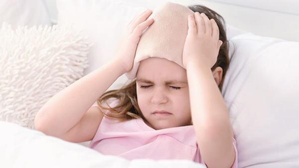 سرگیجه ناگهانی در کودکان