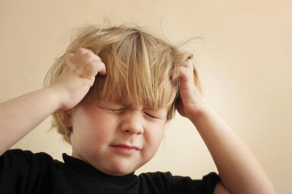 سرگیجه در خردسالان