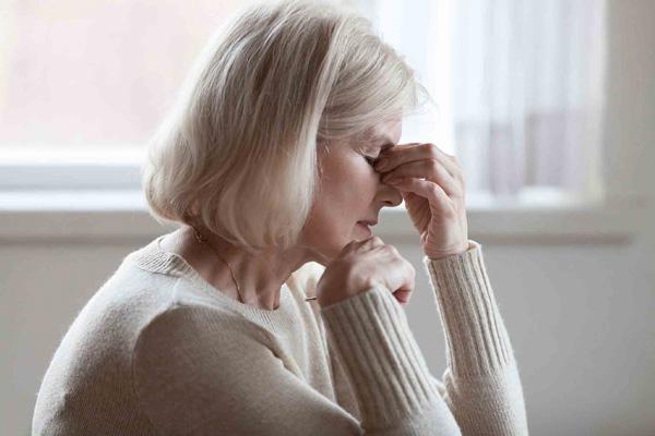 سرگیجه در سالمندان