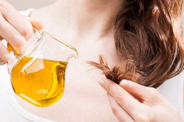 روش خانگی برای درمان خشکی مو