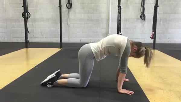 حرکت ورزشی برای بارداری