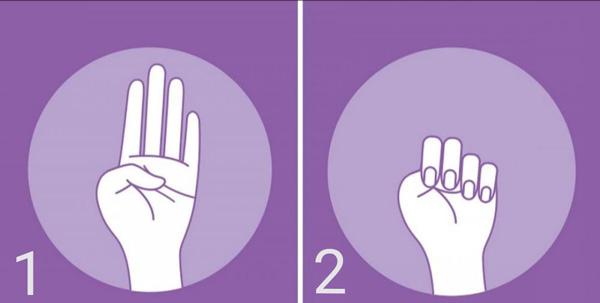 علامت جهانی خشونت خانگی