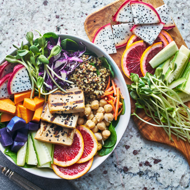 عوارض خام گیاهخواری
